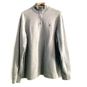 Polo by Ralph Lauren Sweaters - Polo Ralph Lauren Men's Gray  sweater size L